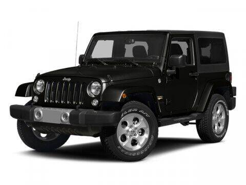 2014 Jeep Wrangler for sale at CarZoneUSA in West Monroe LA