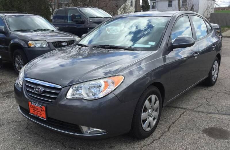 2008 Hyundai Elantra for sale at Knowlton Motors, Inc. in Freeport IL