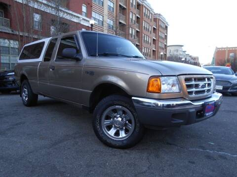 2003 Ford Ranger for sale at H & R Auto in Arlington VA