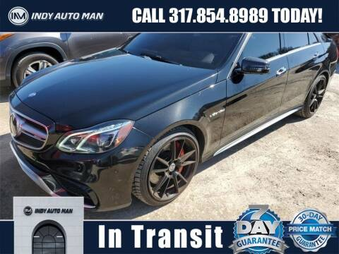 2014 Mercedes-Benz E-Class for sale at INDY AUTO MAN in Indianapolis IN