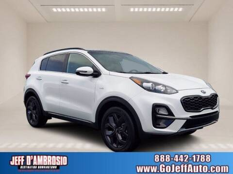 2020 Kia Sportage for sale at Jeff D'Ambrosio Auto Group in Downingtown PA