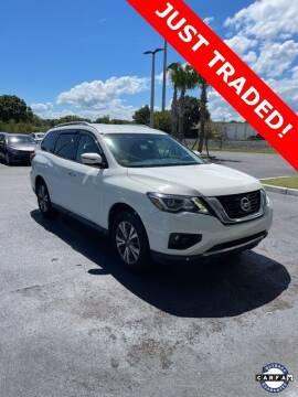 2017 Nissan Pathfinder for sale at PHIL SMITH AUTOMOTIVE GROUP - Toyota Kia of Vero Beach in Vero Beach FL
