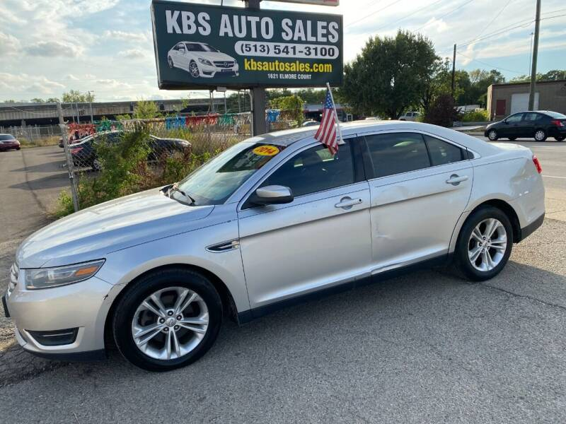2014 Ford Taurus for sale at KBS Auto Sales in Cincinnati OH