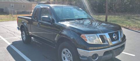 2009 Nissan Frontier for sale at Happy Days Auto Sales in Piedmont SC