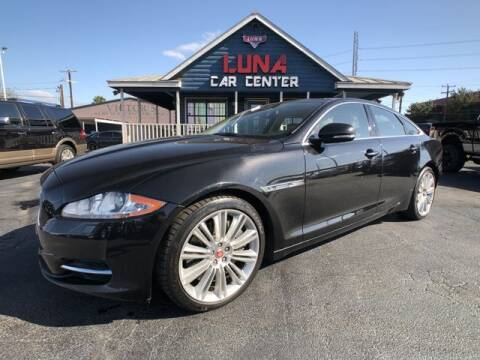 2014 Jaguar XJ for sale at LUNA CAR CENTER in San Antonio TX