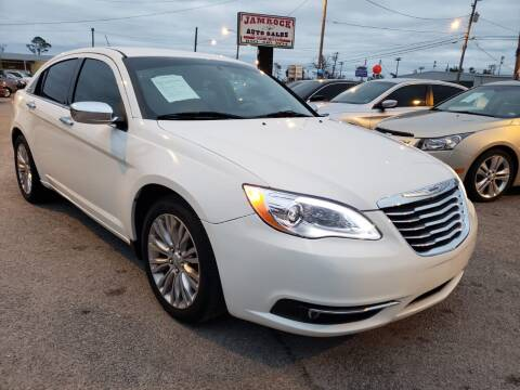 2011 Chrysler 200 for sale at Jamrock Auto Sales of Panama City in Panama City FL