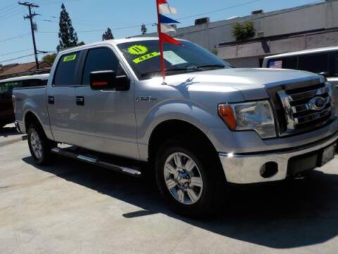 2011 Ford F-150 for sale at Bell's Auto Sales in Corona CA
