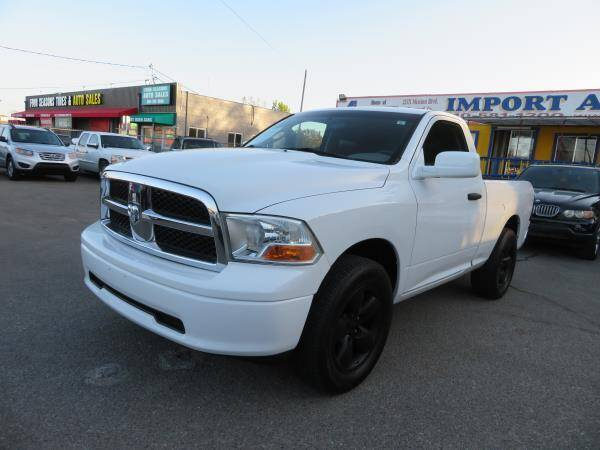 2011 RAM Ram Pickup 1500 for sale at Import Auto World in Hayward CA