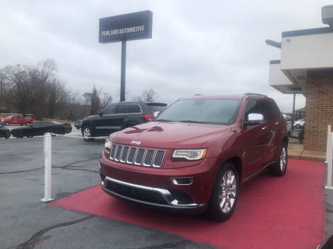 2014 Jeep Grand Cherokee for sale at Penland Automotive Group in Taylors SC