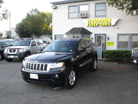 2011 Jeep Grand Cherokee for sale at Loudoun Used Cars in Leesburg VA