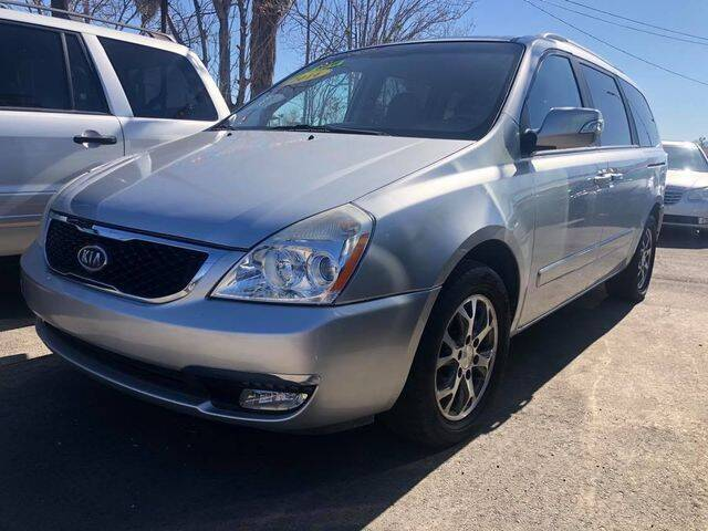2014 Kia Sedona for sale at Silver Star Auto in San Bernardino CA