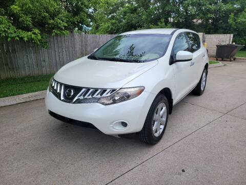 2010 Nissan Murano for sale at Harold Cummings Auto Sales in Henderson KY