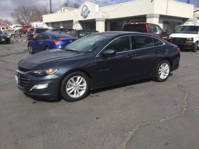 2020 Chevrolet Malibu for sale at Beutler Auto Sales in Clearfield UT