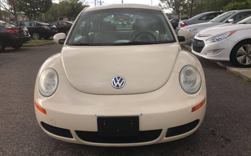 2006 Volkswagen New Beetle for sale at Advantage Motors in Newport News VA