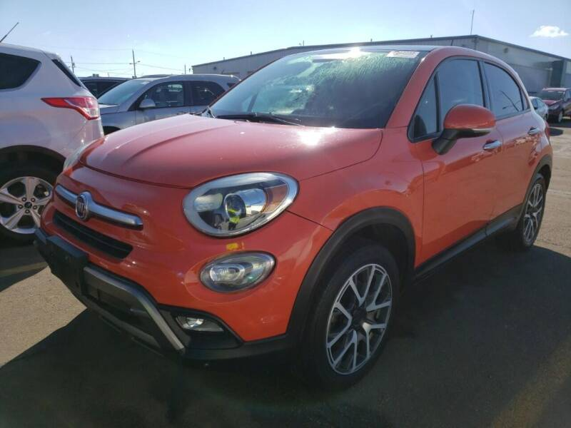 2016 FIAT 500X for sale at NORTH CHICAGO MOTORS INC in North Chicago IL