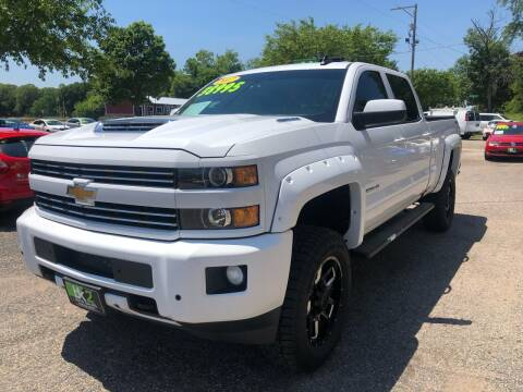 2017 Chevrolet Silverado 2500HD for sale at BK2 Auto Sales in Beloit WI