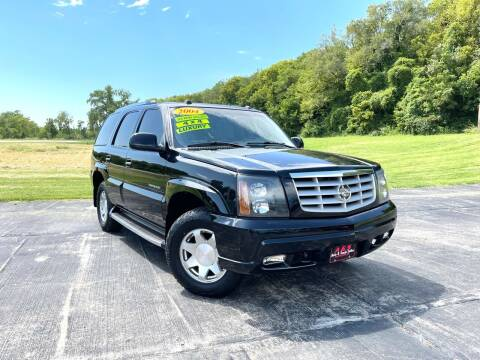 2004 Cadillac Escalade for sale at A & S Auto and Truck Sales in Platte City MO