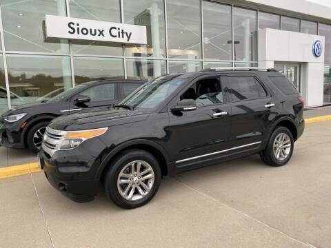 2015 Ford Explorer for sale at Jensen's Dealerships in Sioux City IA