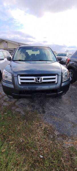 2006 Honda Pilot for sale at Chicago Auto Exchange in South Chicago Heights IL