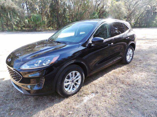 2020 Ford Escape for sale at TIMBERLAND FORD in Perry FL
