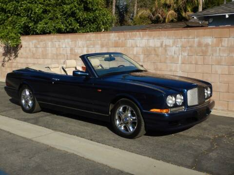 2002 Bentley Azure for sale at California Cadillac & Collectibles in Los Angeles CA