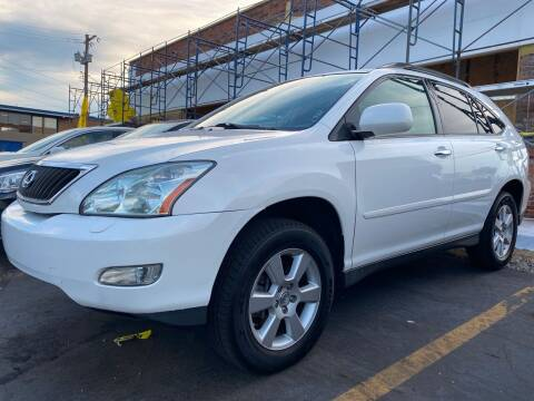2009 Lexus RX 350 for sale at Abrams Automotive Inc in Cincinnati OH
