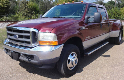 2004 Ford F-350 Super Duty for sale at JACKSON LEASE SALES & RENTALS in Jackson MS