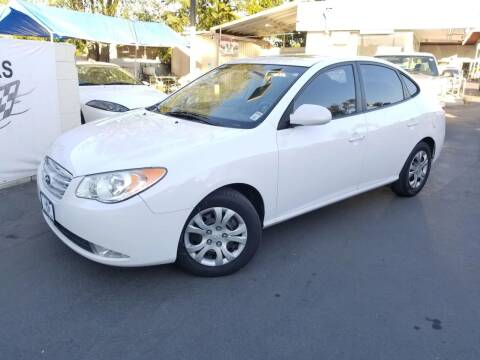 2010 Hyundai Elantra for sale at Universal Motors in Glendora CA