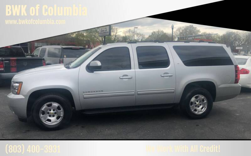 2010 Chevrolet Suburban for sale at BWK of Columbia in Columbia SC