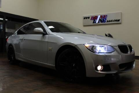 2013 BMW 3 Series for sale at Driveline LLC in Jacksonville FL
