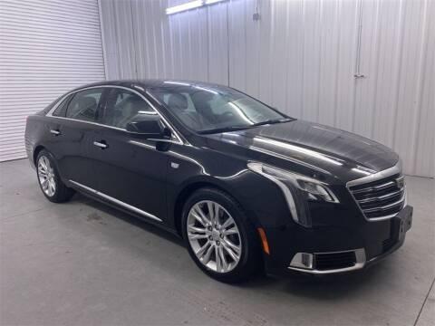 2018 Cadillac XTS for sale at JOE BULLARD USED CARS in Mobile AL