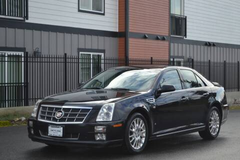 2008 Cadillac STS for sale at Skyline Motors Auto Sales in Tacoma WA
