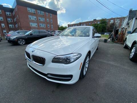 2014 BMW 5 Series for sale at OFIER AUTO SALES in Freeport NY