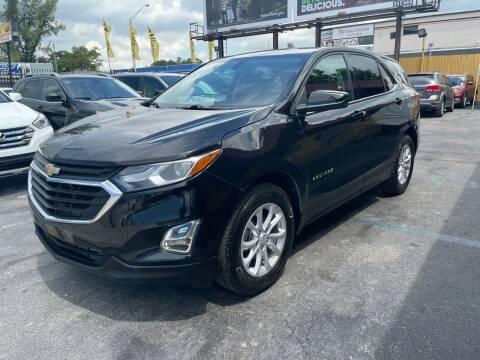 2019 Chevrolet Equinox for sale at AUTO ALLIANCE LLC in Miami FL