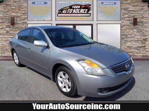 2008 Nissan Altima for sale at Your Auto Source in York PA