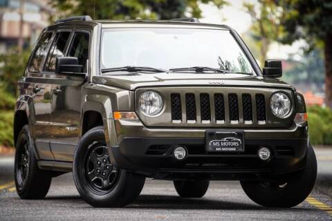 2015 Jeep Patriot for sale at MS Motors in Portland OR