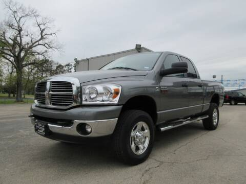 2009 Dodge Ram Pickup 2500 for sale at Quality Investments in Tyler TX