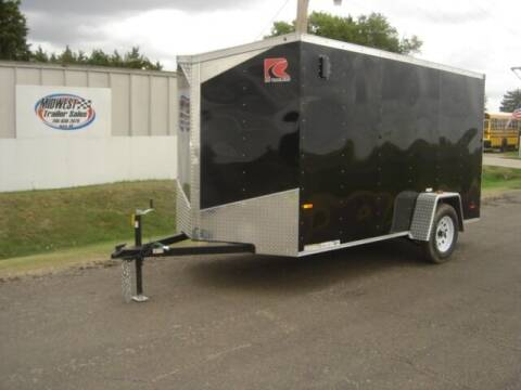 2021 RC 6 X 12 ENCLOSED for sale at Midwest Trailer Sales & Service in Agra KS