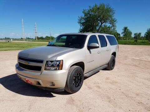 2007 Chevrolet Suburban for sale at Best Car Sales in Rapid City SD
