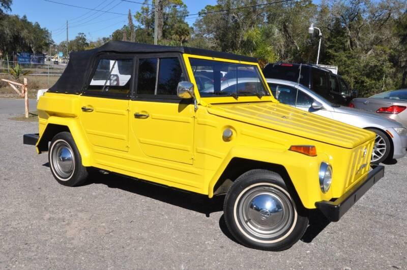 1974 Volkswagen Thing for sale at Elite Motorcar, LLC in Deland FL