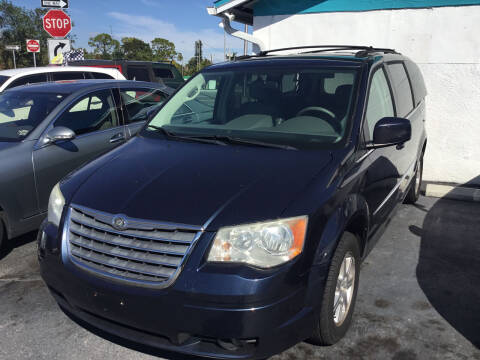 2009 Chrysler Town and Country for sale at Second 2 None Auto Center in Naples FL