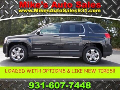 2012 GMC Terrain for sale at Mike's Auto Sales in Shelbyville TN