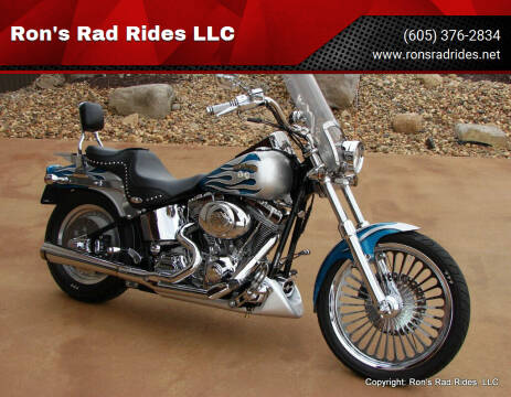 2001 Harley-Davidson Softail Customized for sale at Ron's Rad Rides LLC in Elk River MN