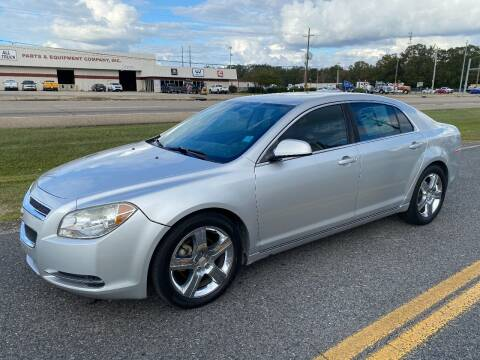 2011 Chevrolet Malibu for sale at Double K Auto Sales in Baton Rouge LA