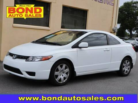 2006 Honda Civic for sale at Bond Auto Sales in Saint Petersburg FL