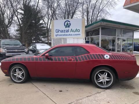 2010 Dodge Challenger for sale at Ghazal Auto in Sturgis MI