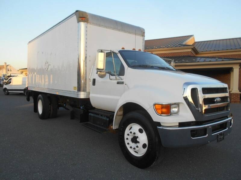 2011 Ford F-650 Super Duty for sale at Nye Motor Company in Manheim PA