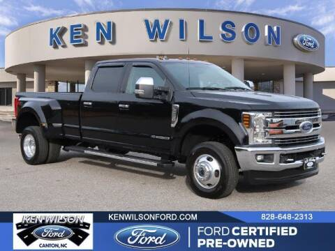 2018 Ford F-350 Super Duty for sale at Ken Wilson Ford in Canton NC
