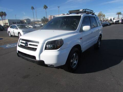 2008 Honda Pilot for sale at Charlie Cheap Car in Las Vegas NV