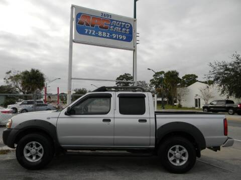 2001 Nissan Frontier for sale at APC Auto Sales in Fort Pierce FL